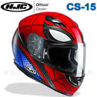 CASCO INTEGRALE MOTO ESCLUSIVA HJC CS-15 MARVEL SPIDERMAN HOME COMING UOMO RAGNO