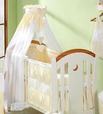 Décorations et veilleuses jaunes pour bébé