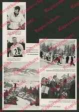 DT. ski-Championnats Oberstdorf Allgäu Bogner Cranz Leupold sports d'hiver 1936