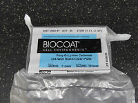 BECTON DICKINSON 354663 BIOCOAT POLY-D-LYSINE CELLWARE 384 PLATE 5/PK
