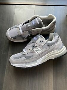 DS Size 10.5 - New Balance 992GR Grey Gray GR Made In US In Box