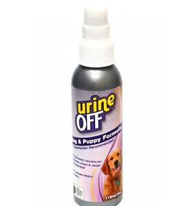Urine Off Dog & Puppy 118ml Odour & Stain Remover