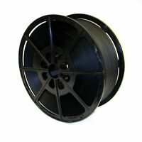 Hand Pallet Strapping Banding Black Polypropylene Coil 2000 m 12mm 145kg Brake