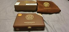 More details for montecristo  20 dumas  empty wooden cigar box only