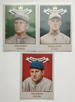2019 Panini Diamond Kings Lot of three 1919 Series Base Parallels Cards