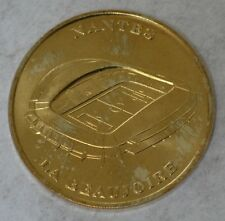 Rare médaille monnaie de paris  stade NANTES coupe du monde de football 1998