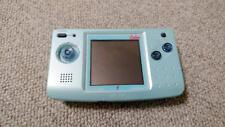 NEO GEO NEOGEO Pocket Color Platinum Blue console System used