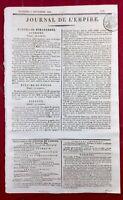La Ferté Beauharnais en 1809 Madrid Prado Bonansa Graus Huesca Guerre d'Espagne