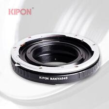 Kipon Adapter for Mamiya 645 M645 Mount Lens to Nikon F AI Mount Camera D90 D80