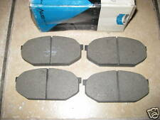 NEW FRONT BRAKE PADS - FITS: MITSUBISHI STARION & LANCER & SAPPORO (1979-90)