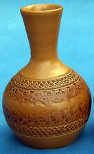 Vintage Purbeck Stoneware Vase Superb