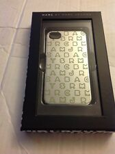 Marc By Marc Jacobs Dreamy Metallic Case For iPhone Silver Brand New M612247