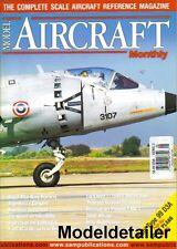 Model Aircraft Monthly V.2 N.3 Aichi Harrier Corsair Gotha G.V F-4G Wild Weasel