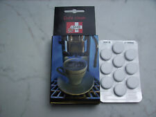 1 Blister SHB Swiss Cafe Clean Reinigungstabletten alle Modelle z.B. Nivona