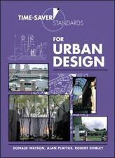 Time Saver Standard for Urban Design Int'l Edition