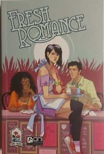 Fresh Romance, Volume 1 by Kate Leth (English) Paperback Book