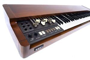 KORG CX-3 CX3 Classic Vintage Combo Organ B3 Sound // Serviced + Rechng + GEWÄHR