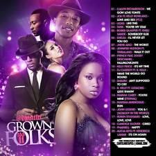 DJ ANT LO GROWN FOLKS SOUL & R&B CLASSICS MIX CD VOL 11