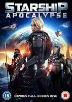 Starship Apocalypse [DVD][Region 2]