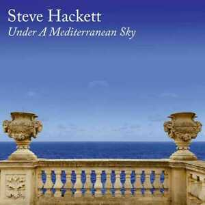 Steve Hackett - Under A Mediterranean Sky (NEW 2 VINYL LP,CD)
