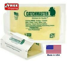 Catchmaster Glue Sticky Board Rodent Mouse Rat Mice Spider Snake Insect Trap