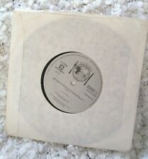 """BAND AID DO THEY KNOW ITS CHRISTMAS 7""""  SINGLE collectible 1984 FEED 1"""