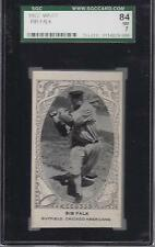 1922 w573 Bib Falk SGC 84 NM 7 ~Chicago AL.~