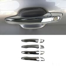 Citroen DS5 2011-2018 Chrome Door Handle Cover 4 Door S.Steel (Left Hand Drive)