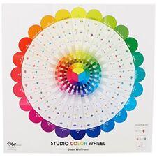 C&T Publishing 28 X 28 pulgadas Studio Rueda de Color cartel de doble cara-CT 28 pulgadas
