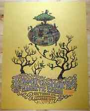 Edward Sharpe Concert Poster - Marq Spusta - AP - Limited Edition of 100