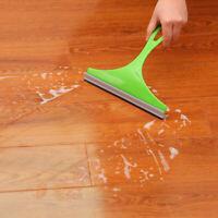 Glass Window Wiper Soap Cleaner Squeegee Shower Bathroom Car Y3G3 Mirror Bl F1E3