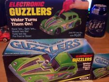vintage  VW BUG, plastic  1980 IDEAL, RARE  boxed....UNUSUAL,> ADD  H2O it  RUNS