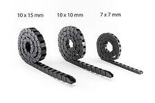 Energiekette 10 x 15mm 1000 mm Länge, 49 Glieder, 3D Drucker