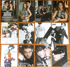 KAKA coleccion prensa fotos Real Madrid Futbol Brazil Brasil football clippings
