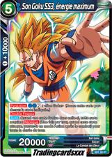 ♦Dragon Ball Super♦ Son Goku SS3, énergie maximum : SD1-03 ST -VF-