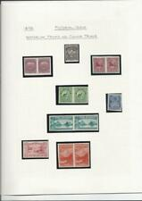 More details for new zealand 1898 proofs of the pictorial issue to 5s (8)