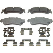Disc Brake Pad Set-4WD Rear Wagner QC792A