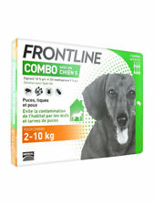 Frontline combo 3 pipettes for cats and dogs-chiens et chats-perros y gatos