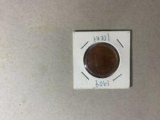 1904 King Edward VII Straits Settlement Bronze coin1 cent
