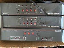 Zetron Model 4020 Dual Power Supply