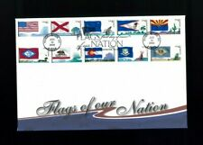 2008 Washington DC Flags of our Nation Fleetwood First Day Cover