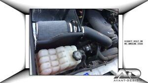 2003-2007 03 04 05 06 07 6.0L 6.0 Hummer H2 V8 AF Dynamic COLD AIR INTAKE KIT
