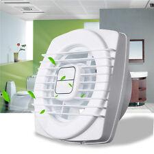 12W 4 inch Kitchen Bathroom Window Ceiling Wall Mount Ventilation Exhaust Fan