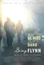 BEING FLYNN MOVIE POSTER 2 Sided ORIGINAL 27x40 ROBERT DE NIRO