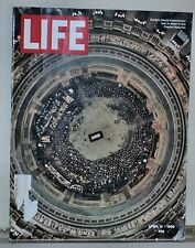 LIFE Magazine April 11 1969 Dwight D Eisenhower Lies In State Coke Cover on Back