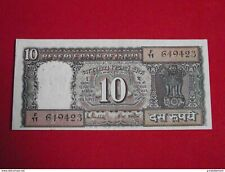 INDE - INDIA 10 Rupees 1985 - 1990 Pick 60k - sup !