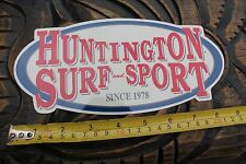 Huntington Surf Sport Hss Beach Ca Surfboards Vintage Surfing Decal Sticker