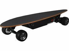 MotoTec 400w Street Electric Skateboard 24v 15 mph 12 ply Maple Deck Led Meter