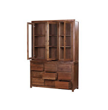Gondang Reclaimed Teak Display Cabinet