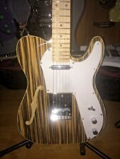 Cozart Semi Hollow Body TelecasterTele Style Electric Guitar